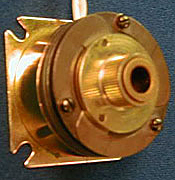 Flange Mounted Clutch Type FL